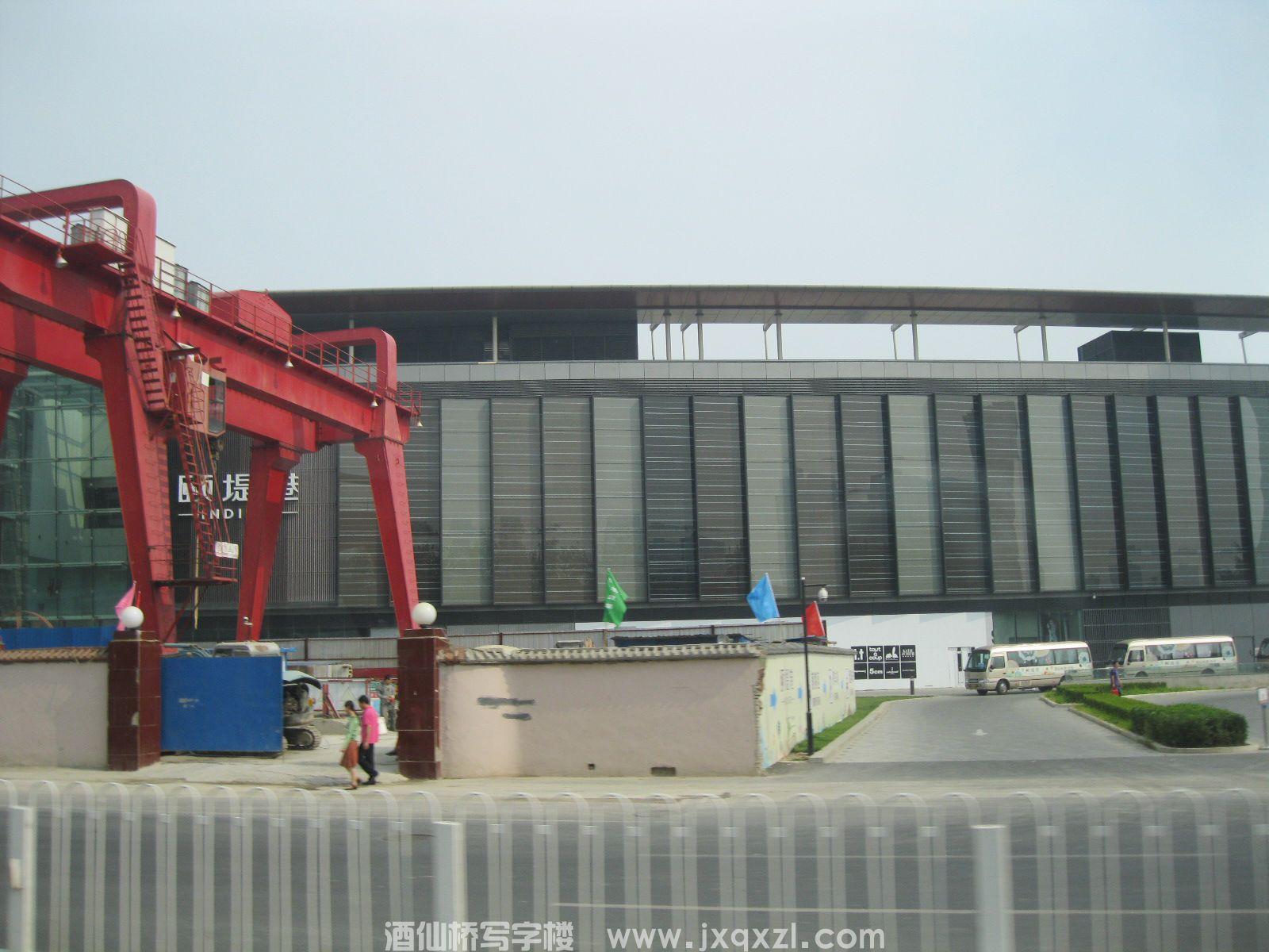 颐堤港大厦图片北京写字楼出租