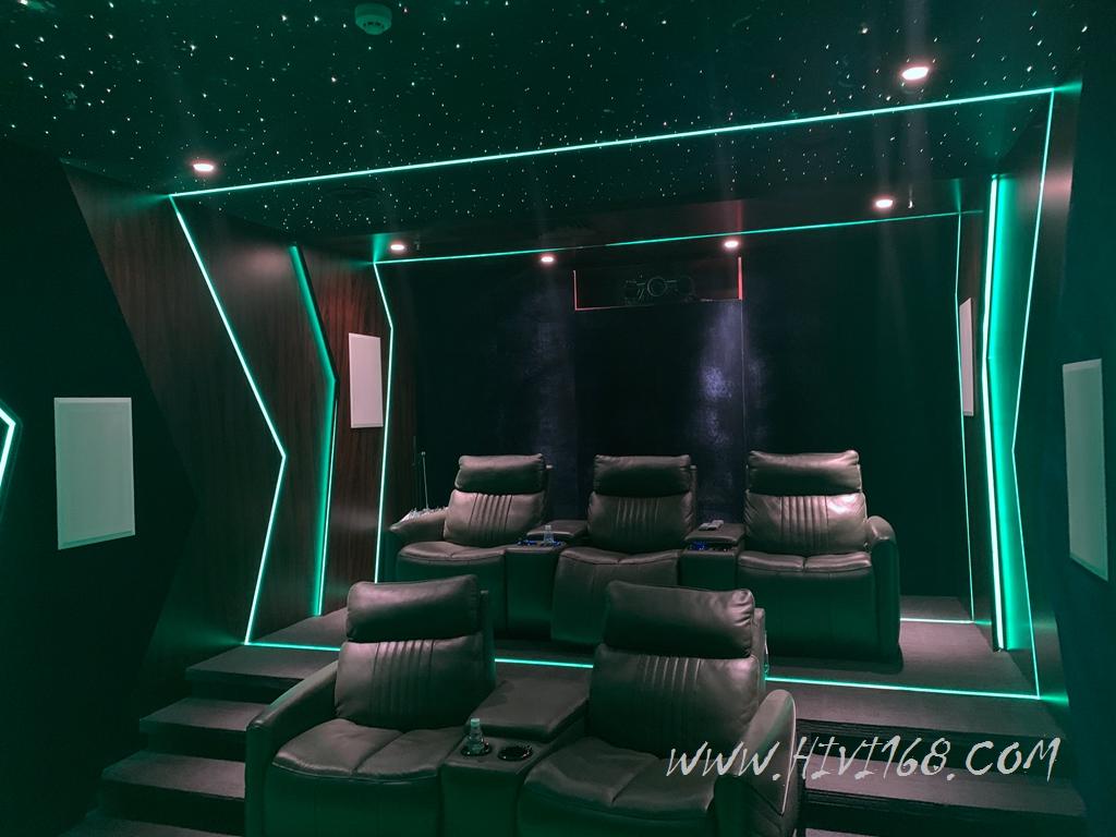 北京jbl synthesis极品一号音箱9.2.6家庭影院影音室