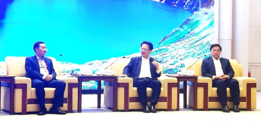 中国新电商大会举办 王济武作主旨演讲 启迪助力吉林数字经济发展