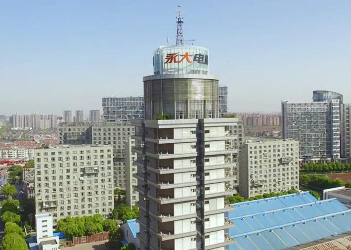 旧楼加装永大电梯,提升居民生活品质