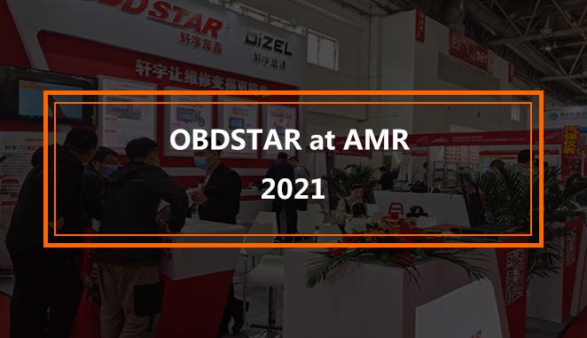 OBDSTAR at  AMR 2021