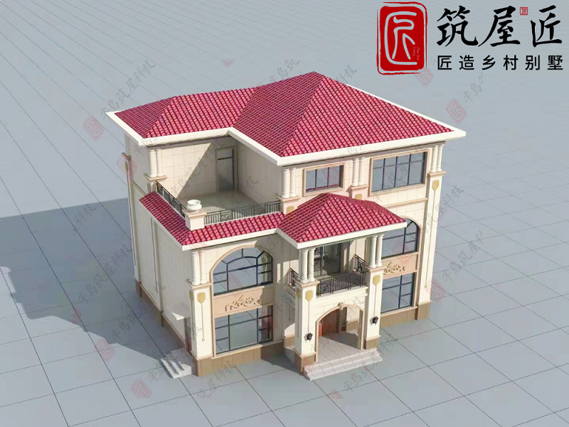 """农村建房为什么要""""定制设计"""",这篇文章说透了!"""