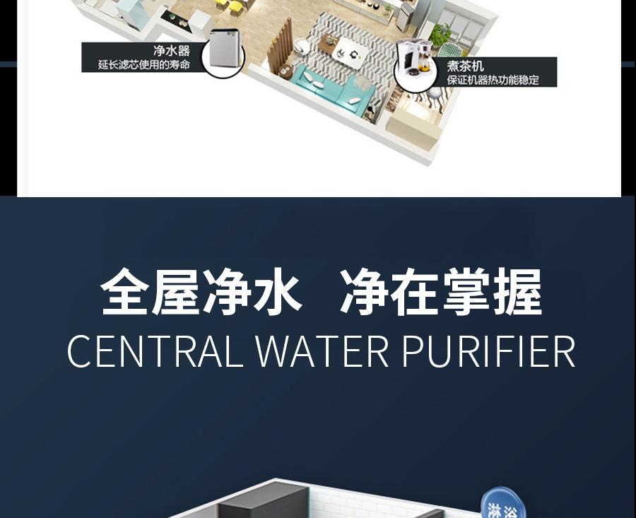 中央净水器
