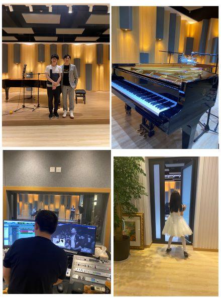 上海希音乐录音棚