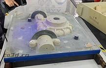 液压泵内模具三维检测