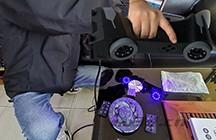 Impeller scanning reverse design